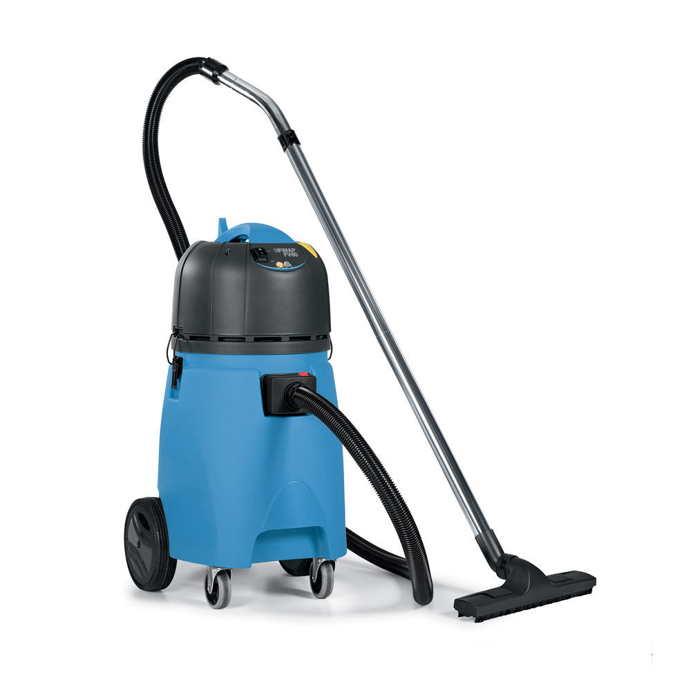 Commercial vacuum cleaner / wet and dry