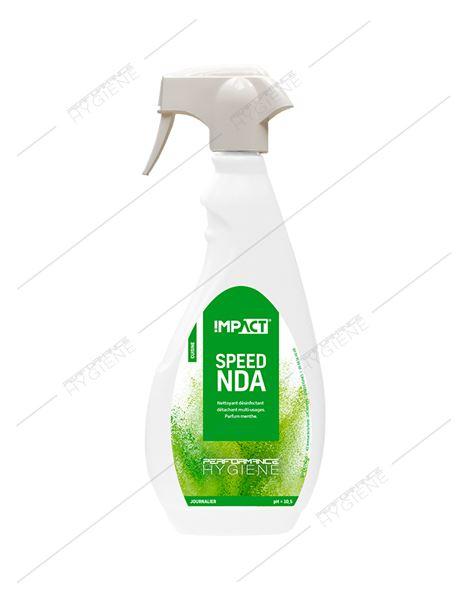 SPEED NDA détachant désinfectant toutes surfaces Image