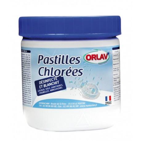 PASTILLES CHLOREES Image