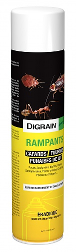DIGRAIN RAMPANTS (réf: I1031) Image