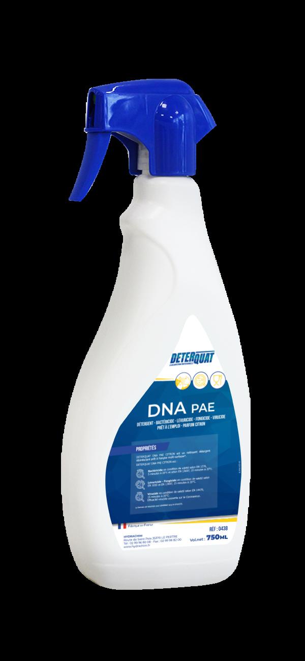 DETERQUAT DNA PAE Détergent parfum citron Image