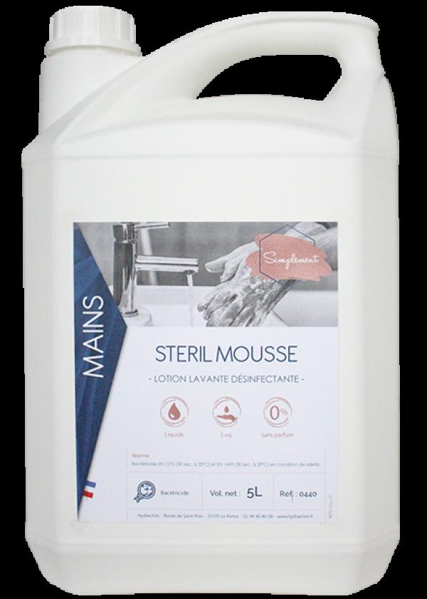 Steril mousse Lotion moussante désinfectante 1L Image