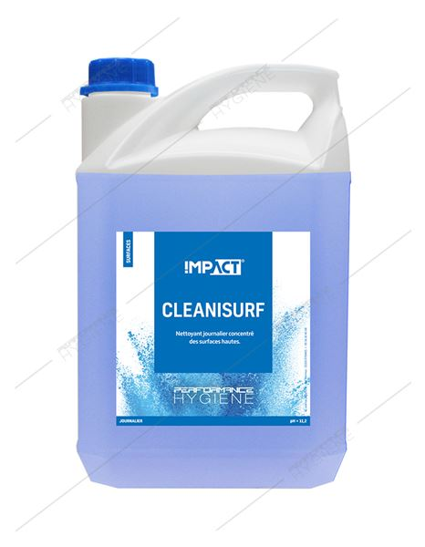 CLEANISURF détergent concentré surfaces 5L Image