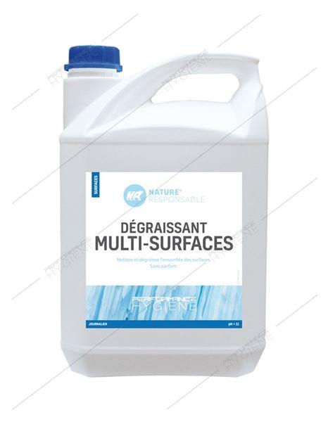 dégraissant multi surfaces 5L NATURE RESPONSABLE Image