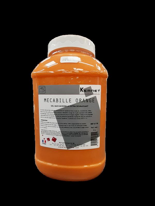 MECABILLE ORANGE nettoyant microbille Image