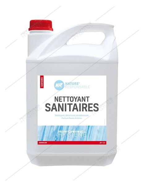 Nettoyant sanitaires 5L NATURE RESPONSABLE Image