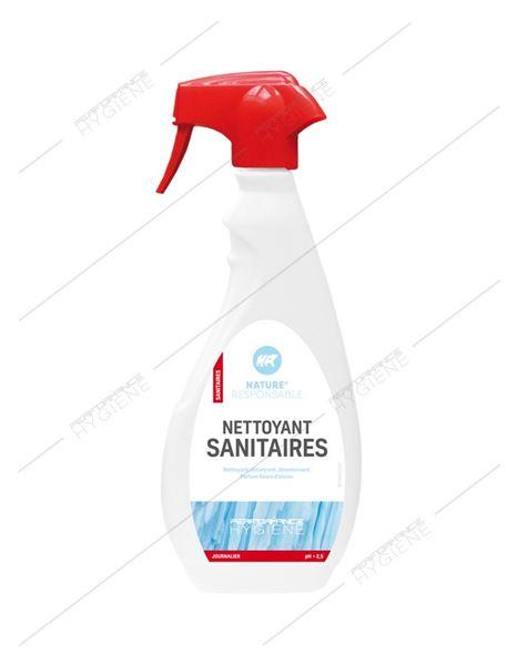 Nettoyant sanitaires 750ml NATURE RESPONSABLE Image