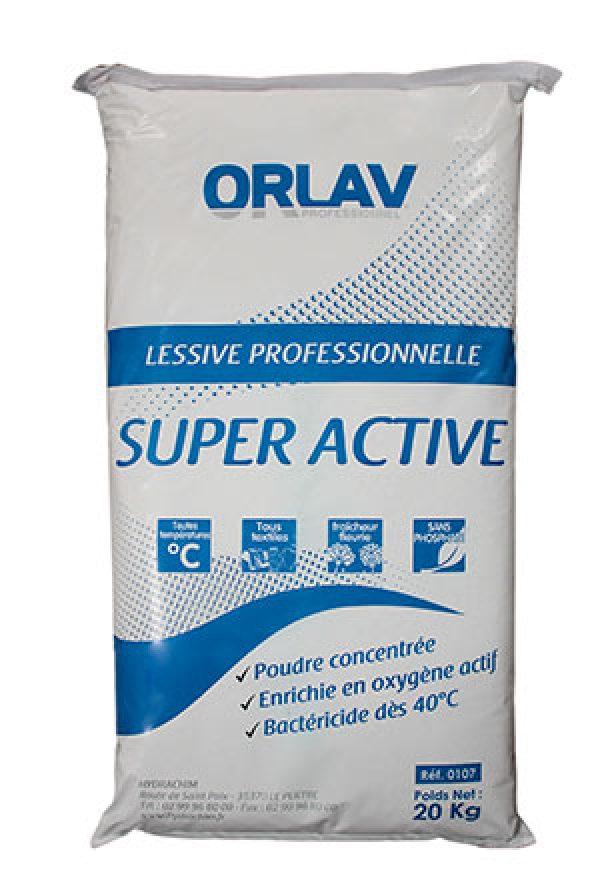 Lessive Super Active en poudre Image