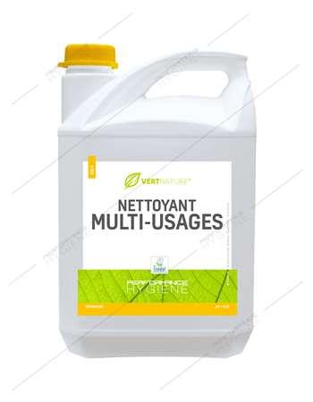VERT NATURE ecolabel nettoyant multi-usages 5L Image