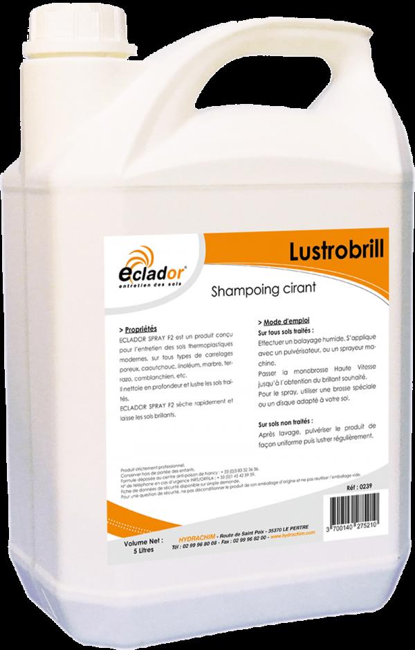 Lustrobill shampoing cirant sols Image
