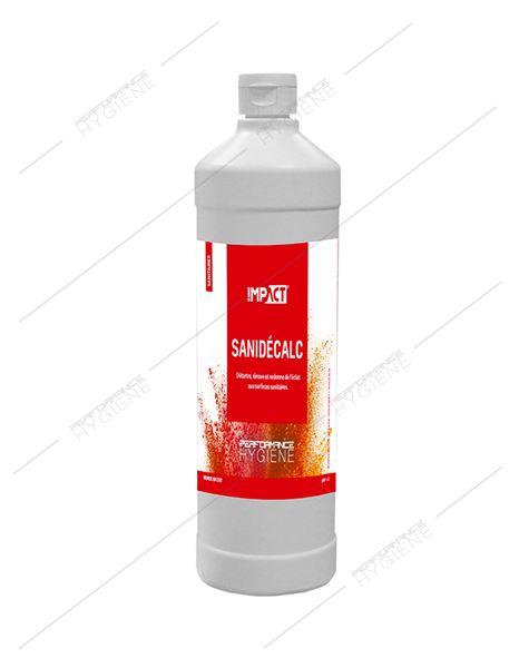SANIDECALC détartrant puissant sanitaires 1L Image