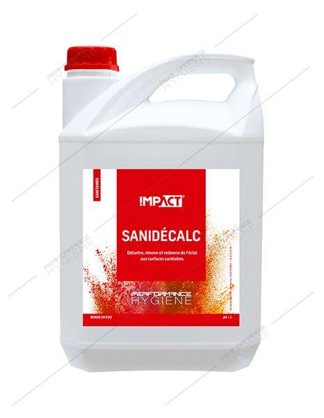 SANIDECALC détartrant puissant sanitaires 5L Image